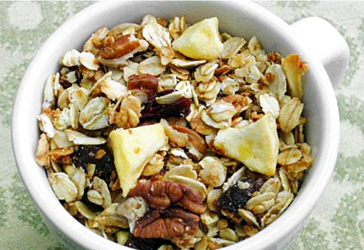 Detox Fruit Granola