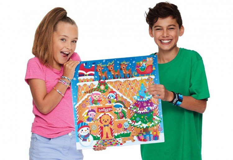 WIN 1 of 13 aaaaaamazing Smiggle Advent Calendars!