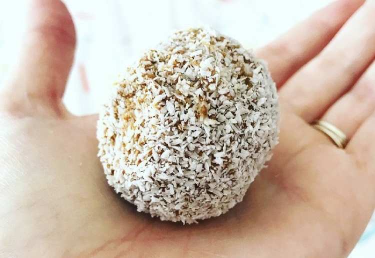youngoldlady reviewed Pumpkin spice raw balls