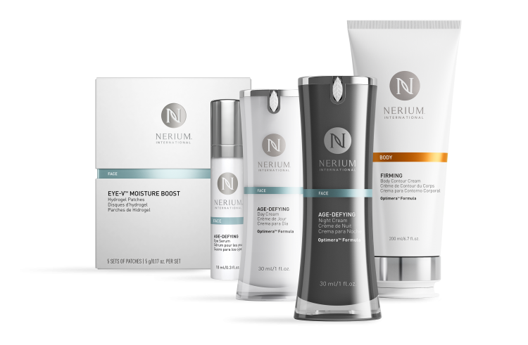 WIN 1 of 2 $635 Skincare Packs from Nerium