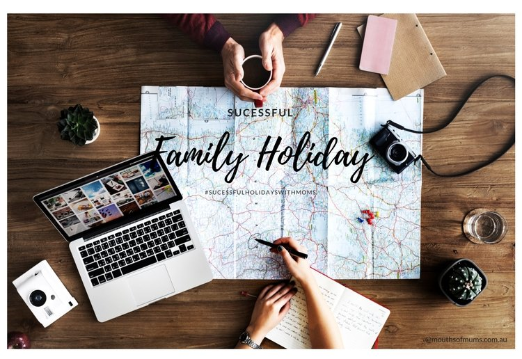 Ellen reviewed 7 Tips for a Successful Family Holiday