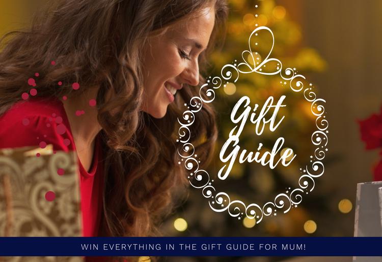 Win MoM's 2017 Mum's Christmas Gift Guide!