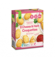 Woolworths Cheese and Ham Croquettes