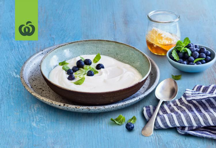 Woolworths Skyr Yoghurt