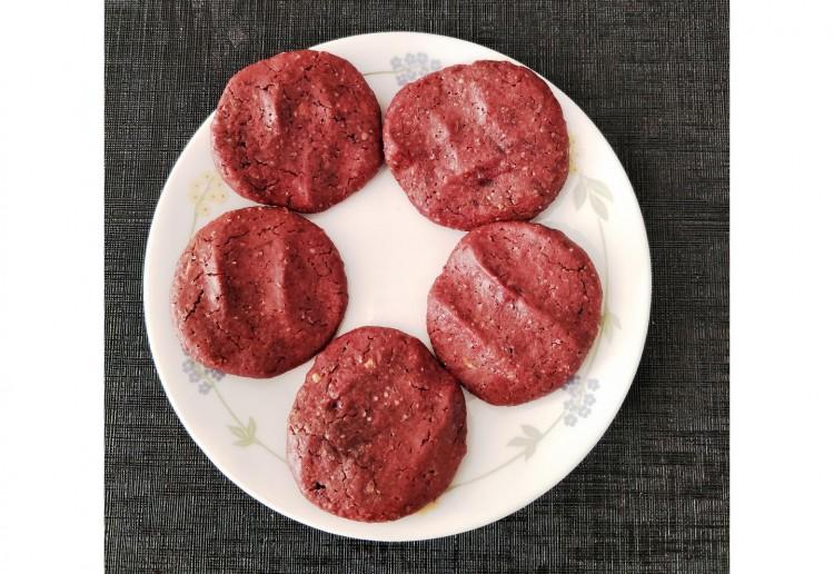 Beetnut Cookies