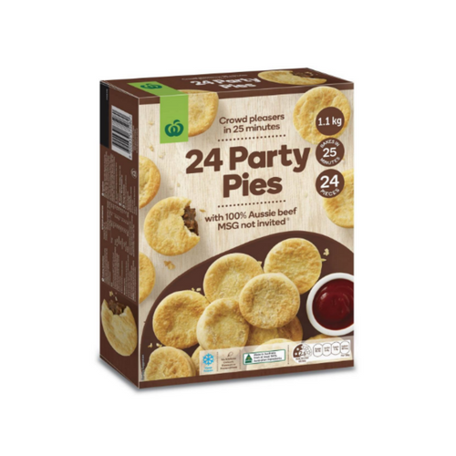happymum2018 reviewed Woolworths Frozen Party Pies