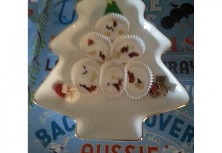 Aussie Twist Divinity Candy.