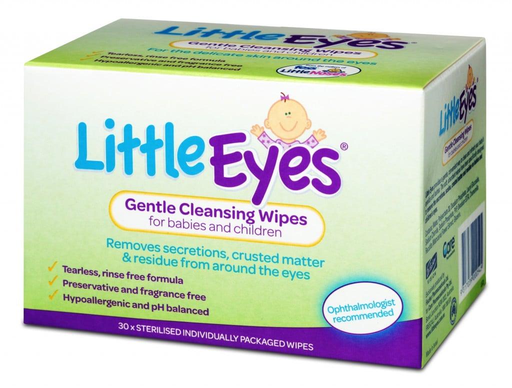 Little Eyes Box