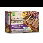 Woolworths Wood Smoked Beef Brisket