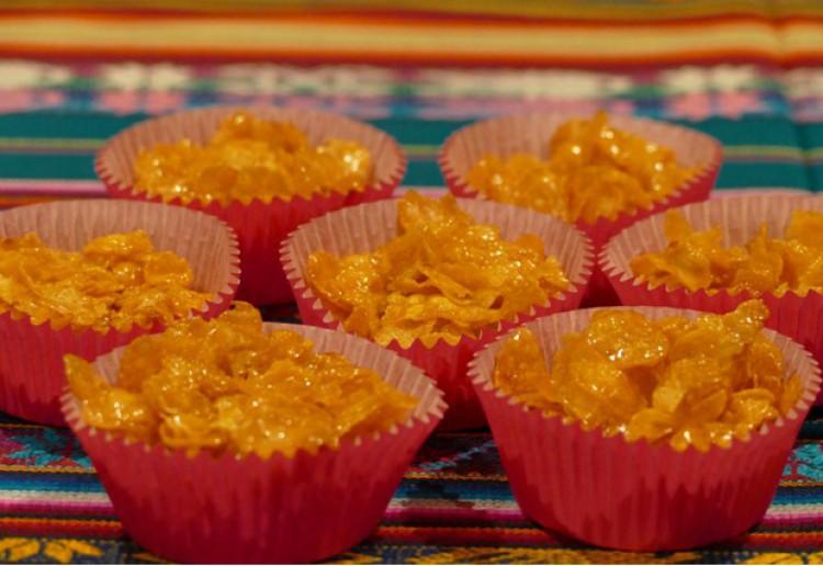 Honey Crackles