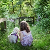 Back-to-school mindfulness - 4 ways of connecting kids in the garden