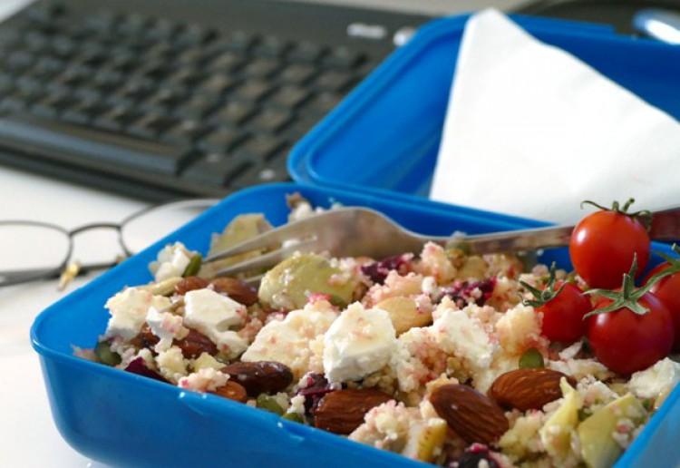 Super Healthy Couscous salad
