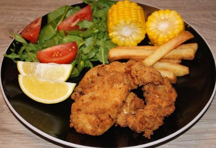 KFC Style Chicken