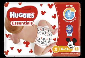 Huggies Essentials - Crawler (1)