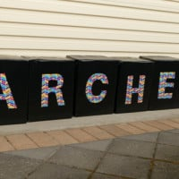 cheap and cheerful party decoration