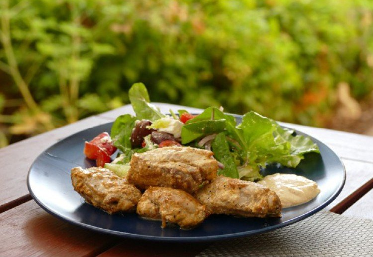 Summer Greek Chicken