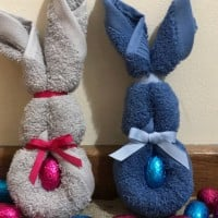 Easter Bunny Flannels