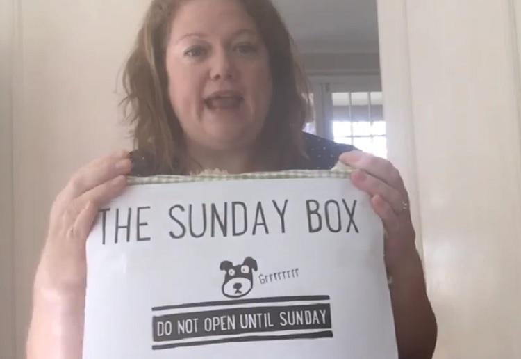 sunday box
