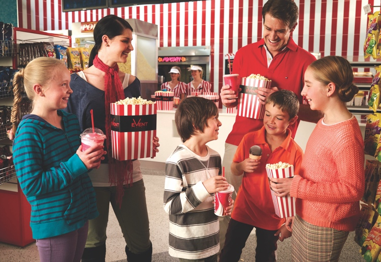 Win Family Movie Passes For Mother's Day With Event Cinema
