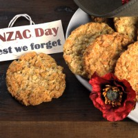 Don't Dare Mess With the Anzac Biscuit Recipe or You Will Be Fined!