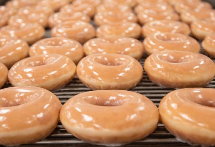 Free Doughnuts! Krispy Kreme Is Giving Away Doughnuts For National Doughnut Day