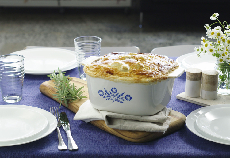 rovermum reviewed Lamb And Rosemary Pot Pie