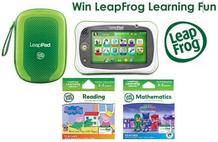 Love the Learning Fun with LeapFrog