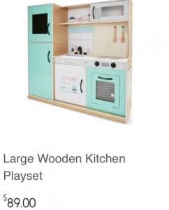 kmart kitchen