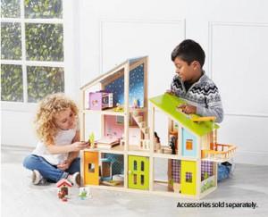 aldi doll house