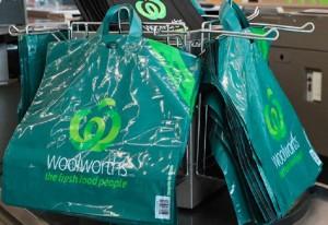 plastic bag mf