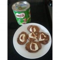 MILO Pancakes.