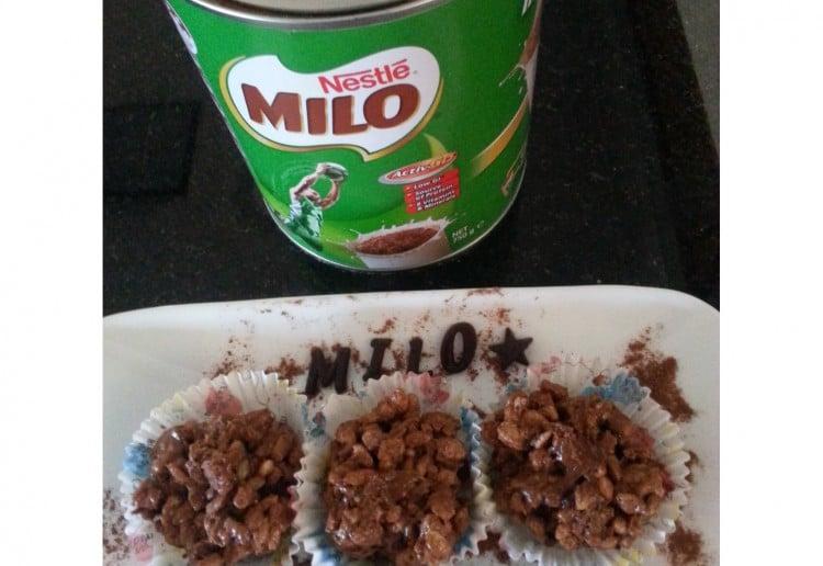 Milo Fluff Crackles