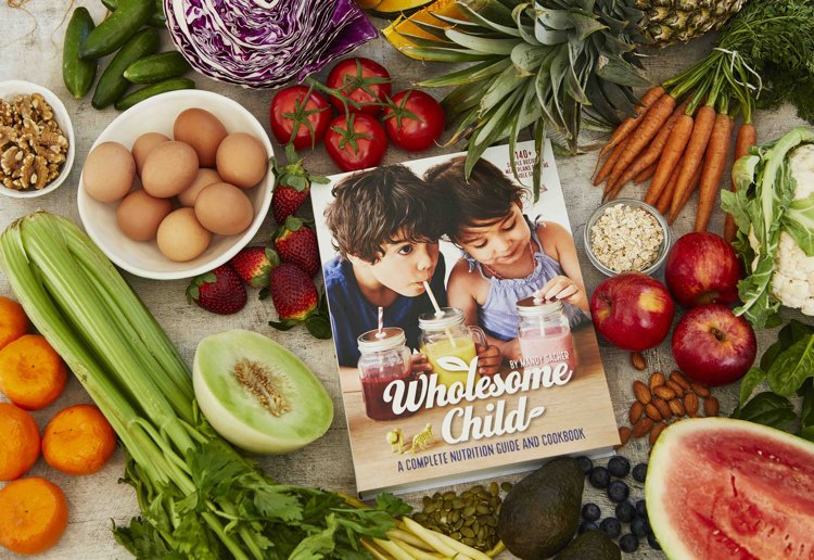 WIN 1 of 10 Wholesome Child Nutrition Guide & Cookbooks