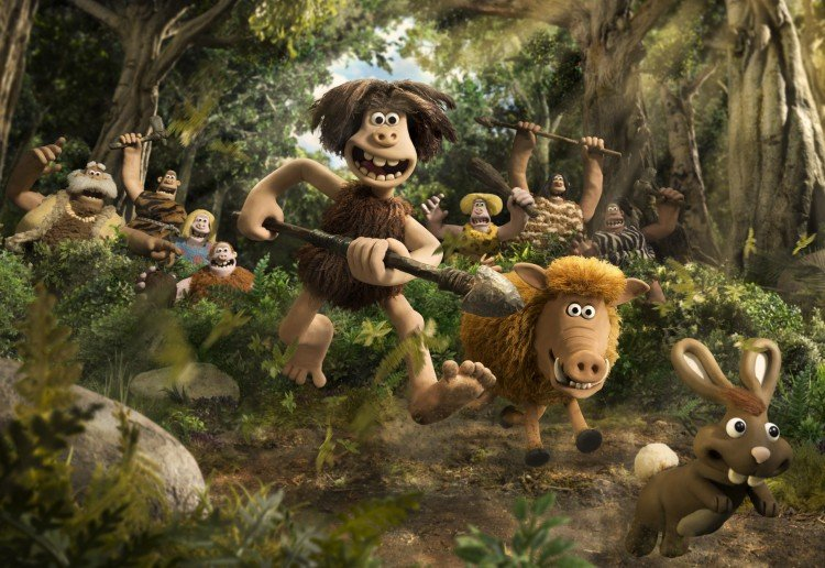Win 1 of 15 Early Man DVDs