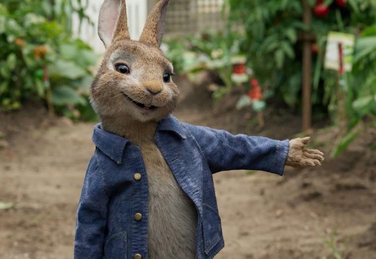 Win 1 Of 20 Peter Rabbit DVDs