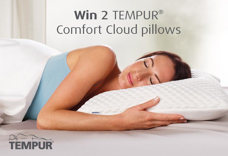 WIN 1 Of 2 Tempur Pillows