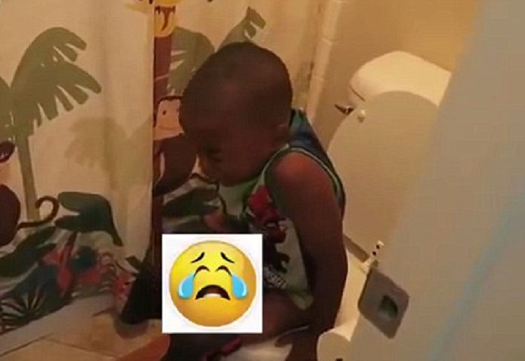 LuckyMum reviewed Parents Horrified Dad Pranked His Two Young Kids With Ice Cream and LAXATIVES