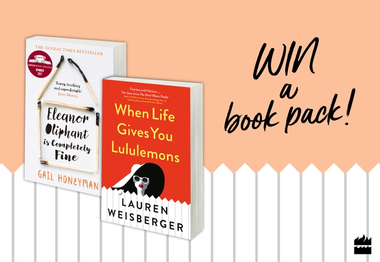 Win A Book Pack For Some Fabulously Fun Reading