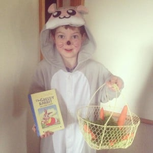 bunny bookweek