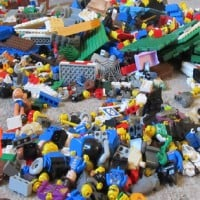 The Top 5 Things to Do With Your Unwanted & Unused LEGO®