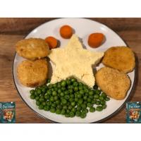 Easy Free Range Chicken Nugget Dinner
