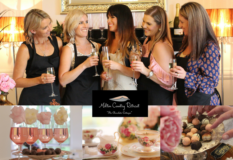 Win a 4 hour Chocolate Workshop and Vintage High Tea for 2 in Milton
