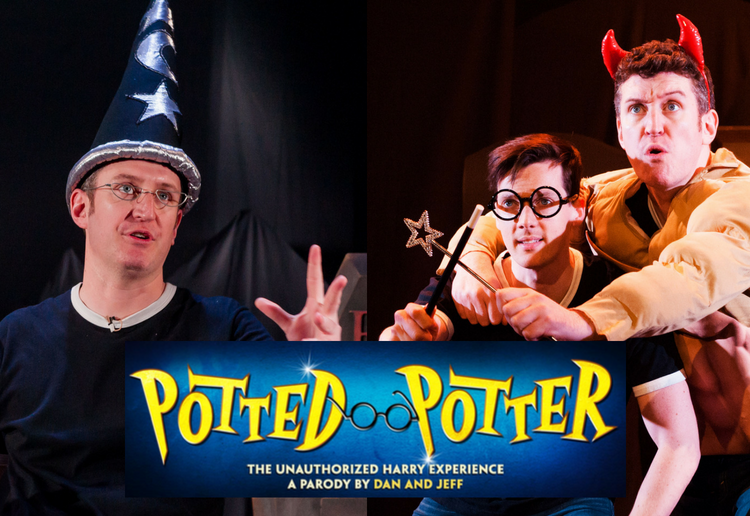 Win a Family Pass to Potted Potter in Sydney