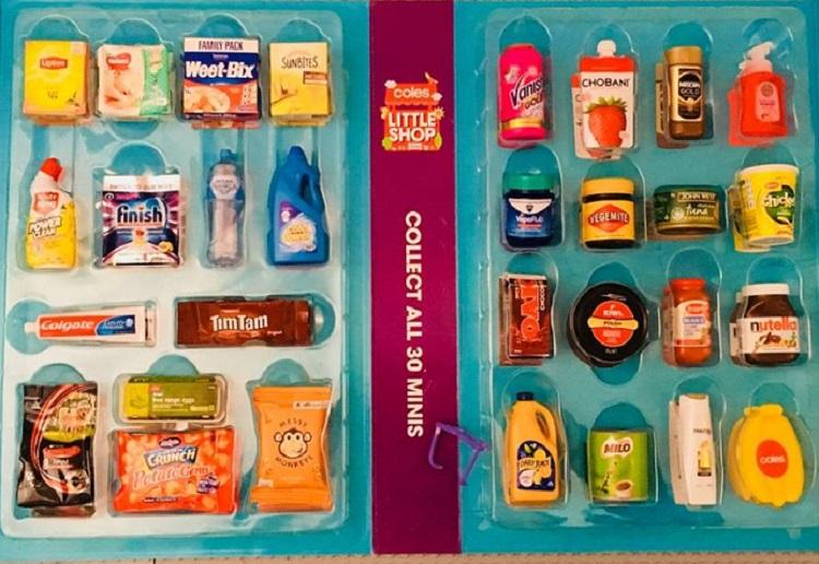 School Principal BANS Coles Little Shop Toys