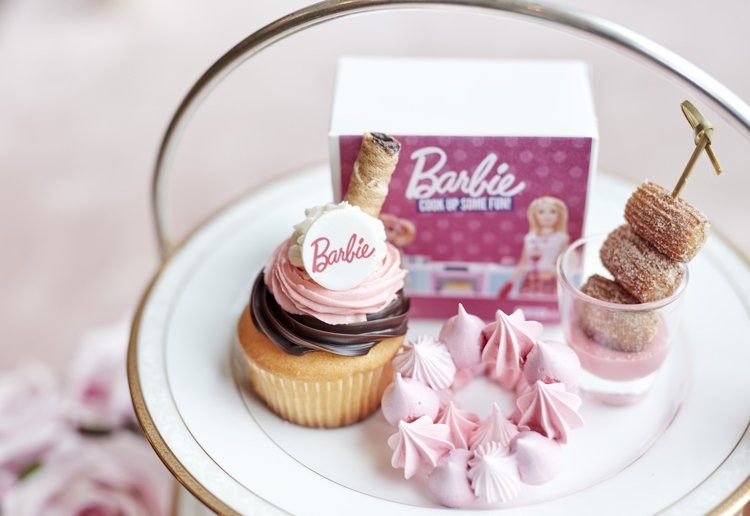 Win A Family Barbie Cooking and Baking High Tea At The Langham, Melbourne