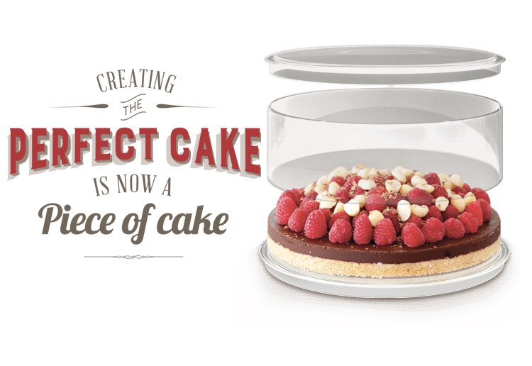 Creating The Perfect Cake Is Now A Piece Of CAKE! Win A Delicake Range Pack