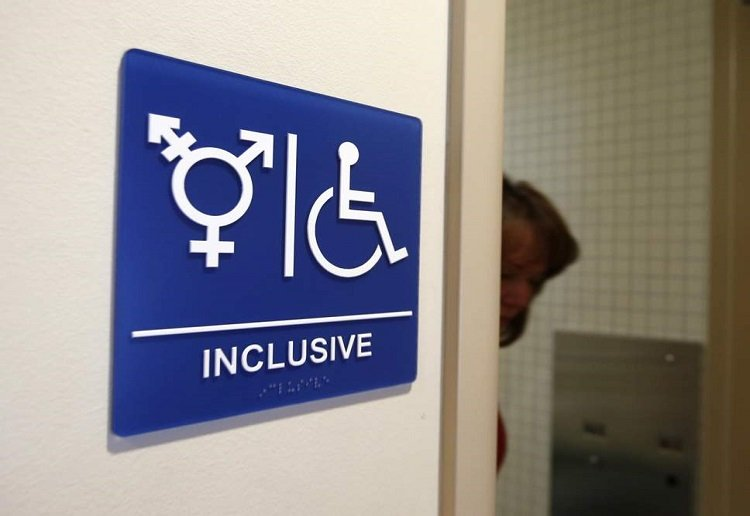 Young Girls Terrified of Using Unisex Toilets at School