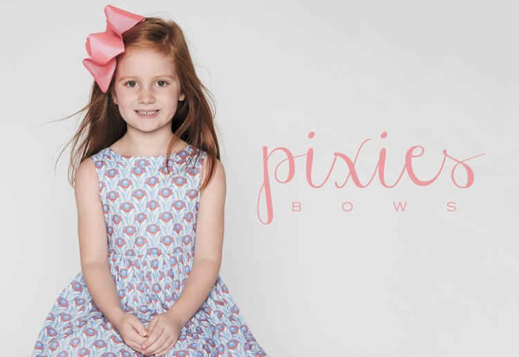 Win A Gorgeous Pixie's Bows Hamper