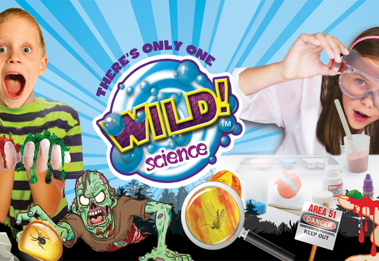 bluberry reviewed Win The Ultimate Wild! Science Pack