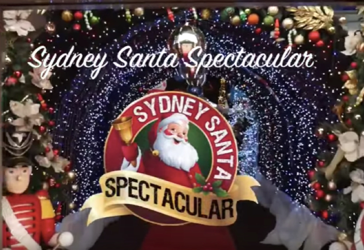Win A Family Pass To Sydney Santa Spectacular